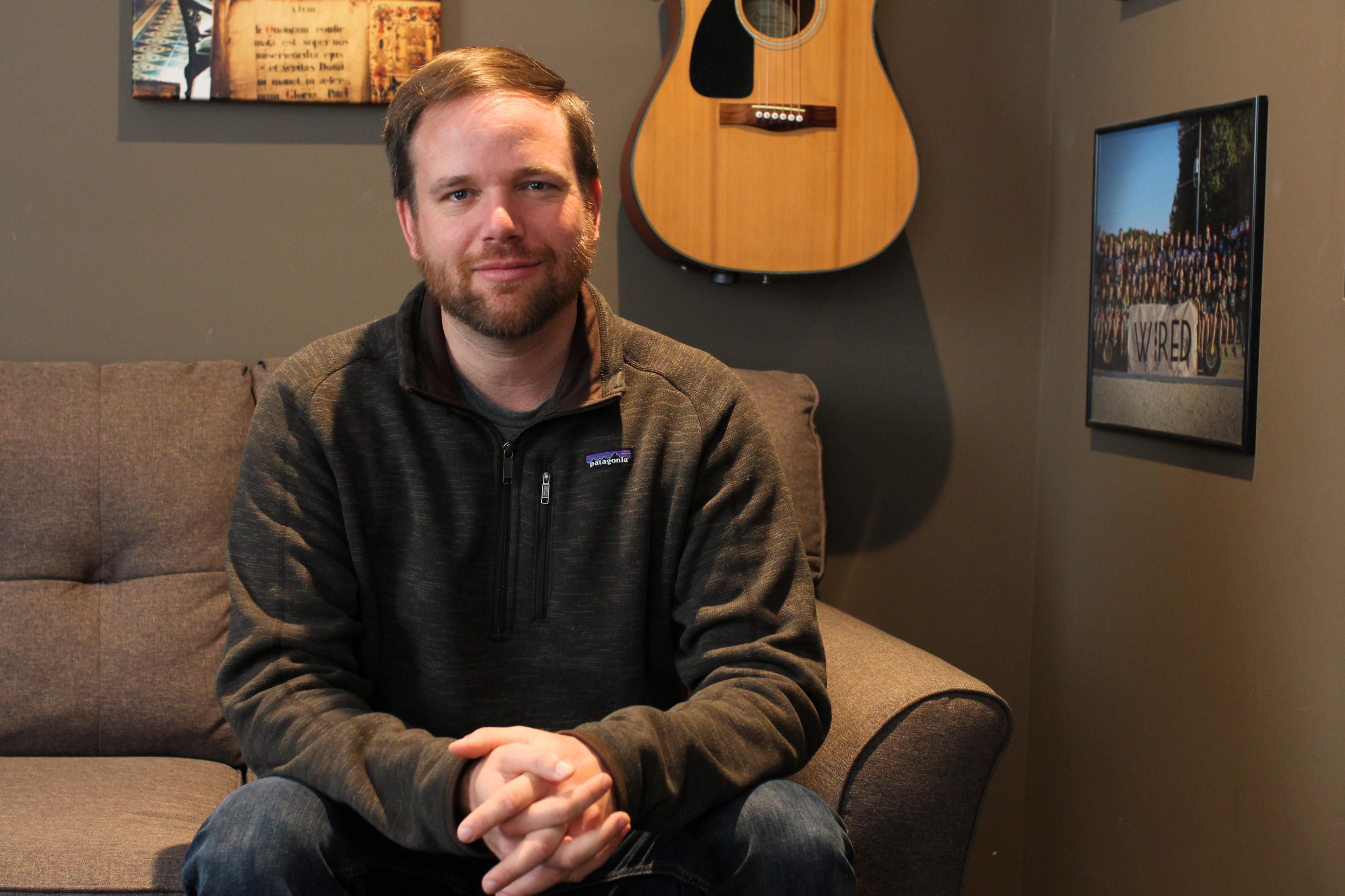 Dave De Smit - Director of Student Ministries & Worship Arts